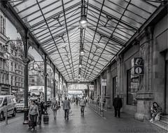 Glasgow Central Station (henny vogelaar) Tags: scotland glasgow station centralstation