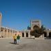 Mesquita Kalom e o lindo minarete Kalom
