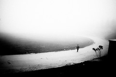 Sapa, 2017 (Eric Seneca Kim) Tags: sapa vietnam silhouette eric kim ricoh gr ii black white monochrome curve