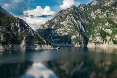 Montenegro (kurmysh0v) Tags: montenegro canyon summer green mountain mountans nature landscape water lake river piva crnagora scenery