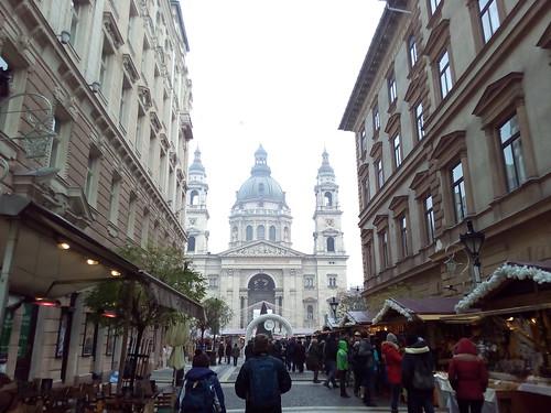 Budapeste Catedral San Esteban