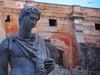 statua piazza pretoria (eliobuscemi) Tags: statua arte palermo piazza pretoria