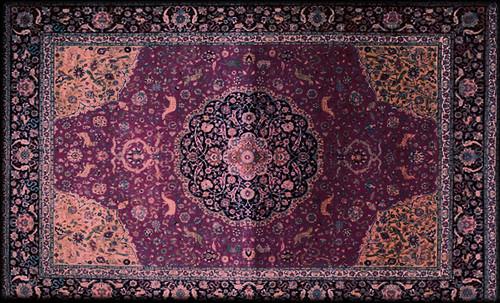 """Alfombras, espacios íntimos que simbolizan templos, árboles de la vida y el conocimiento, astros y paradisos. • <a style=""""font-size:0.8em;"""" href=""""http://www.flickr.com/photos/30735181@N00/32487288571/"""" target=""""_blank"""">View on Flickr</a>"""