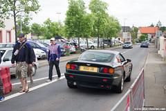 24h du Mans 2013 - Aston Martin V8 Vantage (Deux-Chevrons.com) Tags: astonmartinv8vantage v8vantage aston martin v8 vantage virage spot spotted spotting croisée rue street arnage france voiture auto automobile automotive car coche 24hdumans 24heuresdumans 24hoflemans