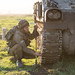 Artillery, Infantry & Armored Corps Exercise in the Golan