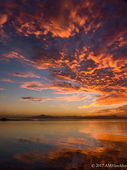 Sunset- simply awesome (angela.hinckley) Tags: sunset sunsets nature bay sanfranciscobay bayscenes clouds california sanfrancisco leicacamera sky californiacoast places water texture waterbay vuxleica camerawest best nicethings vlux vleica bigsky seascapes leica shore shores angel island angelisland light aaus sea side v lux coast bluehour