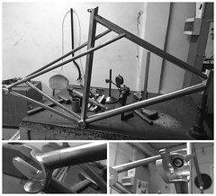 The most extravagant titanium track frame that we have built so far! And yes it's for a belt drive (Wittson) Tags: wittson wittsoncycles bicycleartisans bikefitting framebuilding tigwelding welding handmadebicycle custombicycle custombike bespokebicycle tailormadebicycle custombuiltbike titaniumbicycle titaniumbike bikeporn cycling bicycle bike trackbike fixedgear fixie fixielife fixedlife fixieporn fixiegram brakeless singlespeed beltdrive getbelted