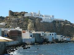 Monastery Panagia Spiliani (Bichoes) Tags: nisyros dodekanse aegean mandraki spiliani monastery knights castle greece