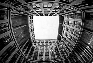 Architecture in b&w #9 [ Explored 2017-03-10 ]