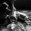 Muerte (Eclectic G.) Tags: life light reflection green window toxic glass strange dead mexico mouse bottle iron darkness farm muerte morte vida scream violence vita buio paura ratto oscurità sottile velenoso