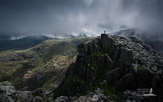 Vertigo - Shortlisted for UK Mountain Photo of the Year