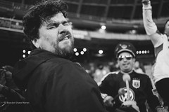 DCU vs NYCFC (Brandon S. Warren) Tags: dcunited dcu mls soccer supporters rain nycfc lampard davidvilla washingtondc rfk football blackandwhite documentary sonya7ii districtultras futbol ultras americansoccer
