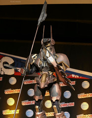 New York Comic Con 2015 - Anubis (Rich.S.) Tags: new york game championship video comic cosplay convention series championships eastern con zone anubis enders 2015 nycc