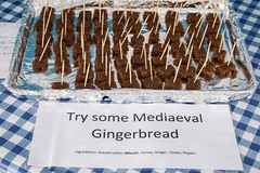 Holgate Windmill gingerbread exhibition - 2
