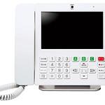 IPテレビ電話装置の写真