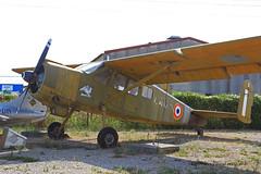 Max Holste MH 1521M Broussard n° 5 ~ 44-CA (Aero.passion DBC-1) Tags: orange max museum plane 5 aircraft aviation musée preserved amis avion broussard holste aeropassion mh1521 dbc1 escadre préservé