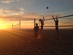 Guys Practice Sunset (1)