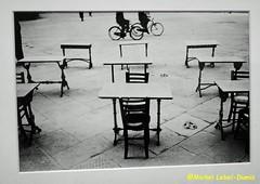 Piazza della Signoria, Florence (Italie), 1933 (preuve glatino-argentique, tirage d'poque) (m.lebel) Tags: blackandwhite black paris france florence noir noiretblanc exhibition exposition centrepompidou iledefrance italie henricartierbresson beaubourg piazzadellasignoria preuveglatinoargentique