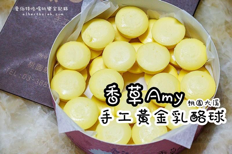 桃園大溪乳酪球