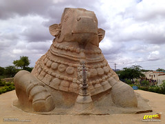 15 feet high Monolithic Nandi at Lepakshi (Trayaan) Tags: india monument temple temples historical historicaltemple monolith rocksculpture andhrapradesh lepakshi incredibleindia templesofindia historicallysignificant stonetemples indianhistoricalarchitecture