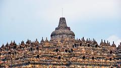 Borobudur (Thaboz) Tags: indonesia temple java buddhist borobudur magelang mahayana barabudur