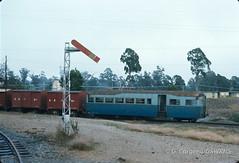 7605C-24 (Geelong & South Western Rail Heritage Society) Tags: railway australia tasmania aus emubay