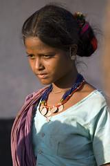 Baiga girl - Maikal hills (wietsej) Tags: baiga girl maikal hills chhattisgarh india sony zeiss a100 135 18 sonnar 13518 za wietsejongsma bhoramdeo wietse jongsma kawardha