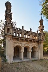 India - Telangana - Hyderabad - Qutb Shahi Heritage Park - Mosque - 7 (asienman) Tags: india hyderabad tombs telangana asienmanphotography qutbshahiheritagepark