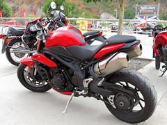Triumph Speed Triple 1050 (RL GNZLZ) Tags: bikes triumph motos 1050 speedtriple