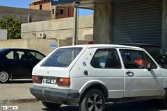 Volkswagen Golf mk1 Tunisia 2015 (seifracing) Tags: rescue truck golf volkswagen europe traffic tunisia taxi tunis transport trucks emergency spotting services tunisie tunisian tunesien 2015 mk1 seifracing