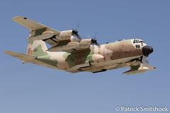 KC-130 (patriXtreme) Tags: 420 hercules tanker idf airbase israeliairforce kc130 nevatim