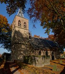 Buurmalsen - Hervormde kerk (grotevriendelijkereus) Tags: holland church netherlands town village gothic nederland medieval kerk geldermalsen dorp gelderland plaats gotiek middeleeuws buurmalsen