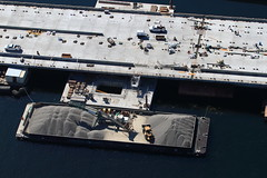 Sept. 11, 2015 - Ballast installation (WSDOT) Tags: pontoons floatingbridge sr520 stateroute520 wsdot washingtonstatedepartmentoftransportation sr520floatingbridge roadwaydeck