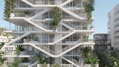 Проект офисного комплекса в Ницце от NL*A Paris
