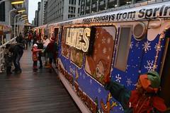 2015 Sprint CTA Holiday Train (cta web) Tags: city railroad holiday train holidays cta publictransit transport transit publictransport holidayseason seasonsgreetings rapidtransit holidaytrain