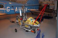 Little Nellie. (aitch tee) Tags: aircraft autogyro oldwarden littlenellie theshuttleworthcollection bedfordshireengland wa116 wallisautogyro