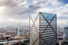 Проект небоскреба 1 Undershaft в Лондоне от Eric Parry Architects