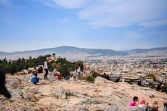Areopagus, Athens, Greece (Ilias Chalkias) Tags: mars history classic rock stone architecture stairs landscape greek ancient nikon outdoor hill culture hellas athens structure holy greece mountainside marble acropolis steep athina attica ares areopagus pagos areios d5200
