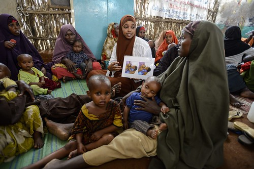 Somalia: Caught in the menace of hunger
