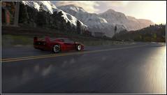Retro (Manuel Gonzalez Photos) Tags: cars racecar automotive ferrari racing playstation exotics f40 rwd photomode driveclub