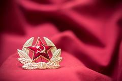 Medalla Roja (19) (Pablo Guerra Castro) Tags: medalla medal 31días red comunista communism