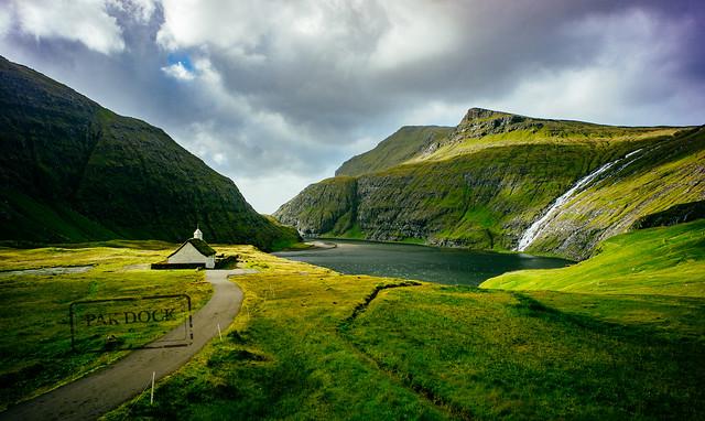 Saksun - Faroe Islands