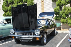 Temple City Classic Cars in the Park 2016 (USautos98) Tags: chevrolet chevy vega