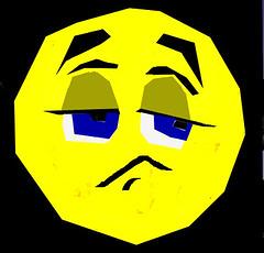 SAD (ptlb0142) Tags: emoticons happy sad surprised