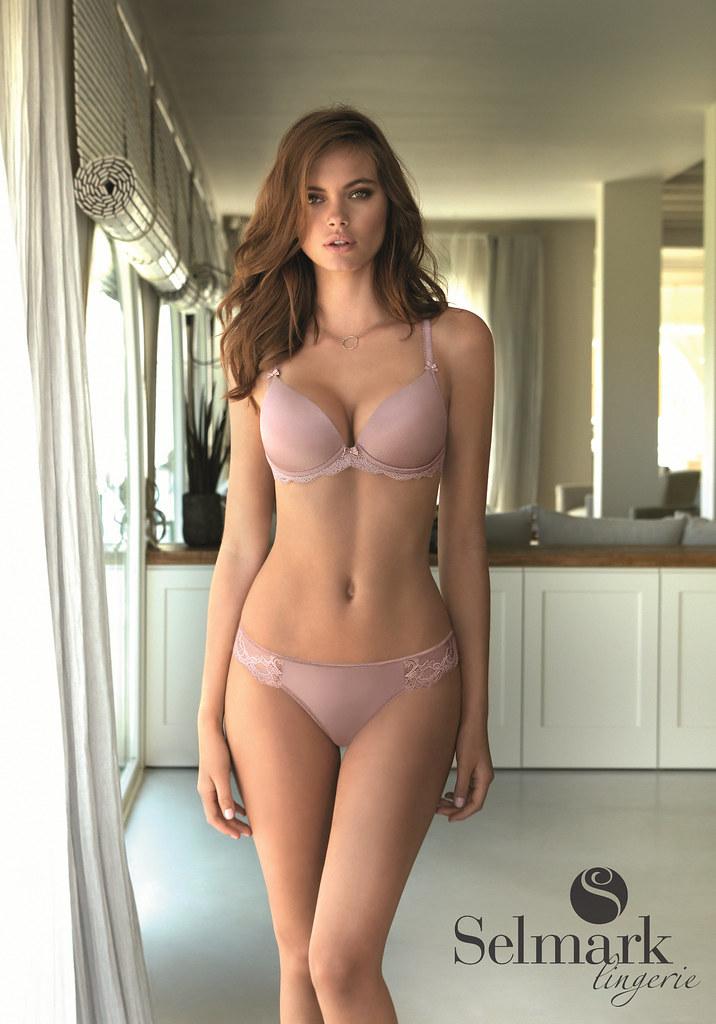 0c3c064cd2 20413 20401 (SELMARK Lingerie) Tags  sujetador pushup lencería lingerie  moda fashion mujer bra