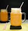Thai Tea Frappe (Hungry Peepor) Tags: thai tea frappe blended drink chilled