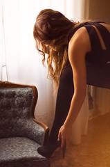 Boudoir (Raquel Sánchez Lahoz) Tags: boudoir 50mm yongnuo nikon d5100 girl women beauty sexy pretty raquelslphotography