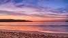 Seascape Sunrise (Merrillie) Tags: uminabeach sunrise nature dawn mountains nswcentralcoast newsouthwales clouds nsw longexposure beach australia centralcoastnsw umina outdoors photography seascape oceanbeach waterscape landscape sky water sea