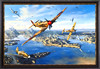 Siege of Malta (World War II) (Kev Gregory (General)) Tags: display pictures objects 1st marquess abercorn images memorabilia aircrew battle britain the few bentley priory museum grade ii listed country house headquarters fighter command britainair chief marshal sir hugh dowding air defend skies many victory technology leadership courage forged darkest hour finest stanmore greater london augustinian canons john soane mansion james duberley royal force second world war raf kev gregory canon 7d spitfire malta seige supermarine