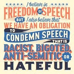 John Lewis quote (Kyle J. Letendre) Tags: lettering type typography hatred discrimination trump john lewis script serif phrase custom letter